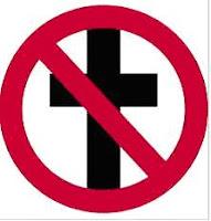 Logo Bad Religion, crossbuster