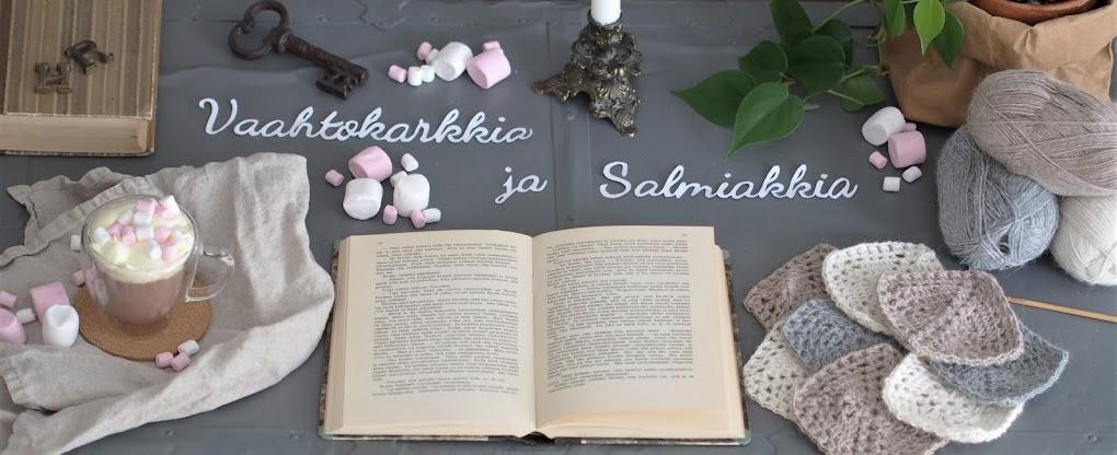 Vaahtokarkkia ja Salmiakkia