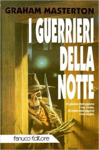 Nocturnia: INTERVISTA INTEGRALE CON GRAHAM MASTERTON