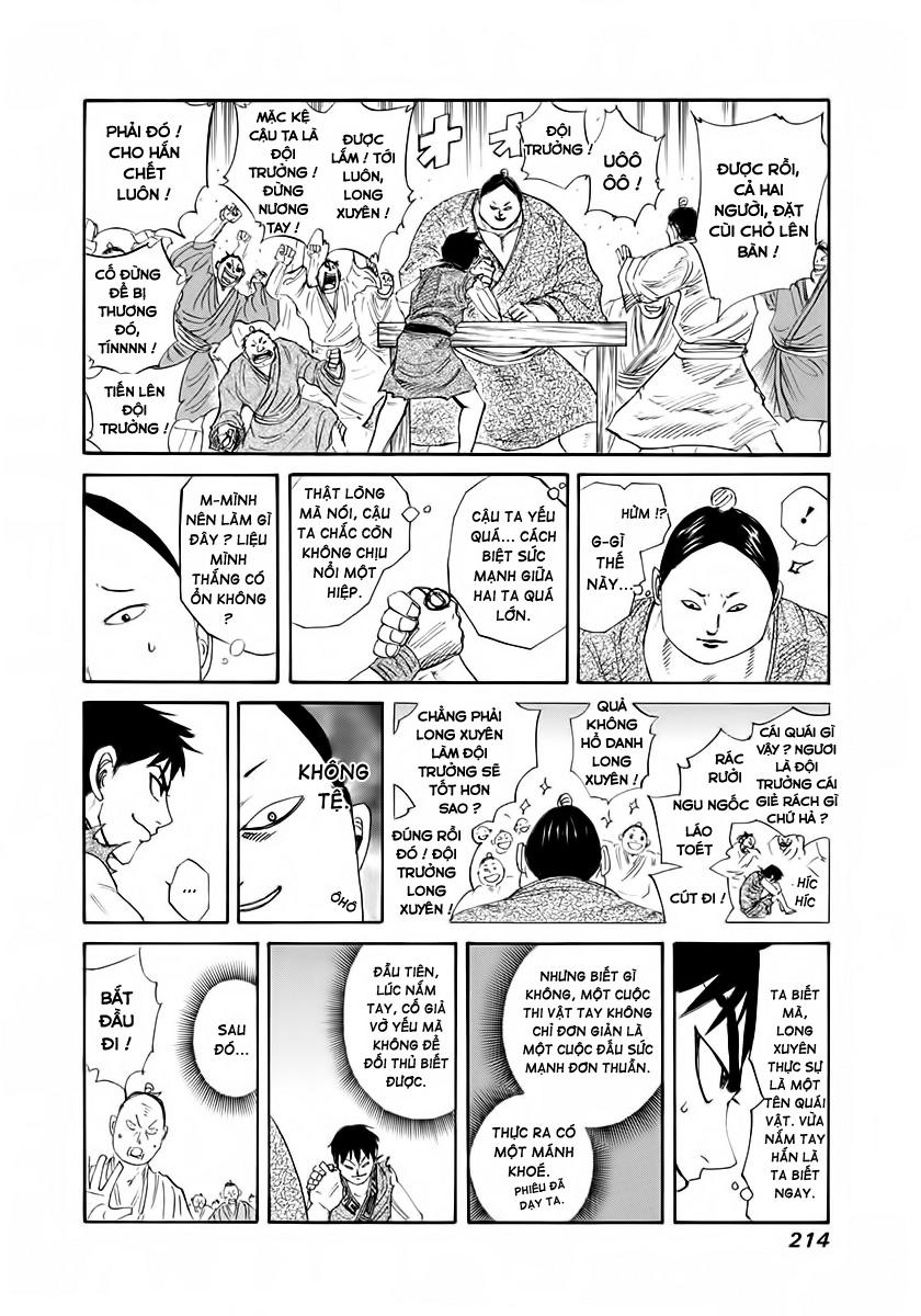 Kingdom - Vương Giả Thiên Hạ Chapter 206 page 18 - IZTruyenTranh.com