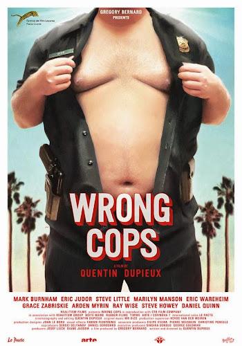 Wrong Cops (BRRip HD Inglés Subtitulada) (2013)