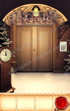 100 doors seasons level 13 doors geek for Door 4 level 13