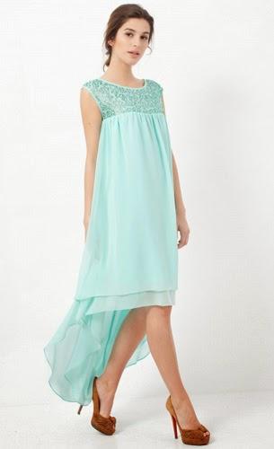 vestido Poéte para eventos primavera verano