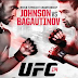 Card de lutas do UFC 174 - Johnson x Bagautinov (14/06/2014)