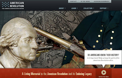 Website Challenges Your American Revolution Knowledge
