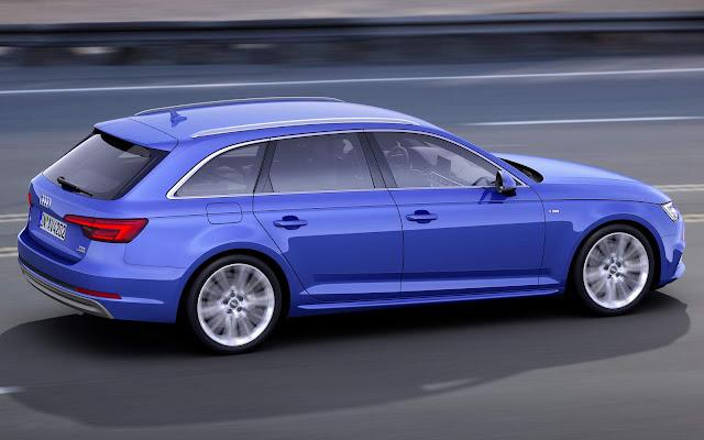 2016 Audi Avant A4