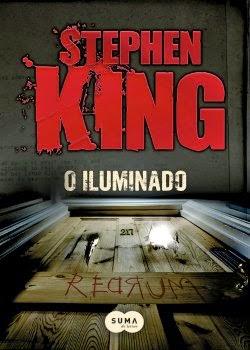 livro de terror classico o iluminado
