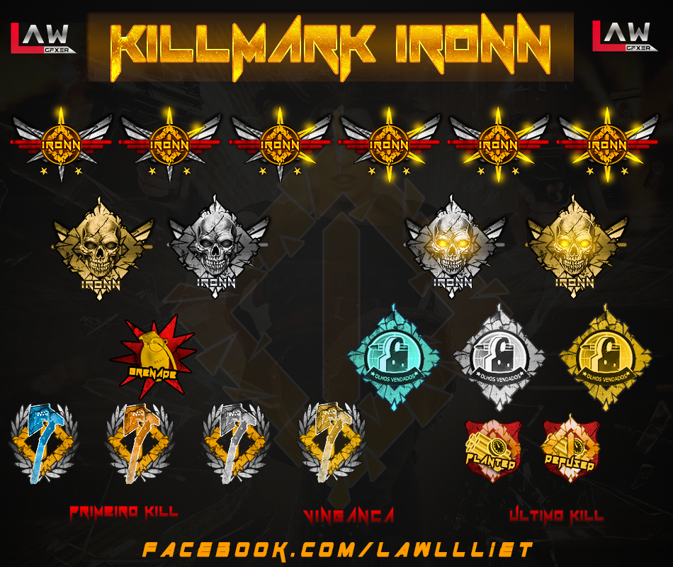 Killmark Iron