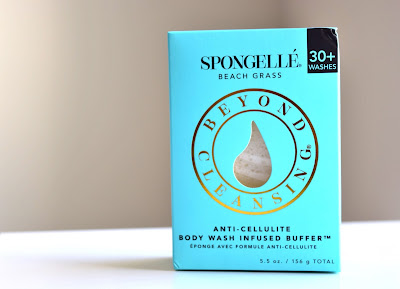 spongelle, anti-cellulite, body contouring
