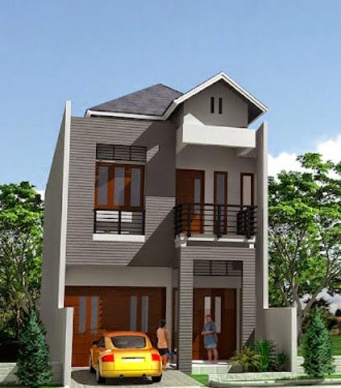 Desain Rumah Minimalis Sederhana Type 45