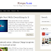 RespoAum Blogger Template