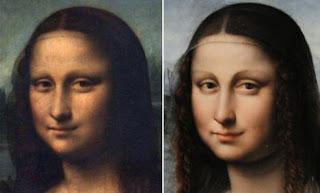 Museo del Prado: Mona Lisa