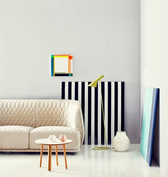 fita isolante colorida - decorar com fita - como decorar parede