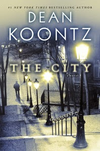 Portada original de The City, de Dean Koontz