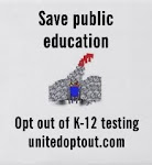Opt Out of High Stakes Testing