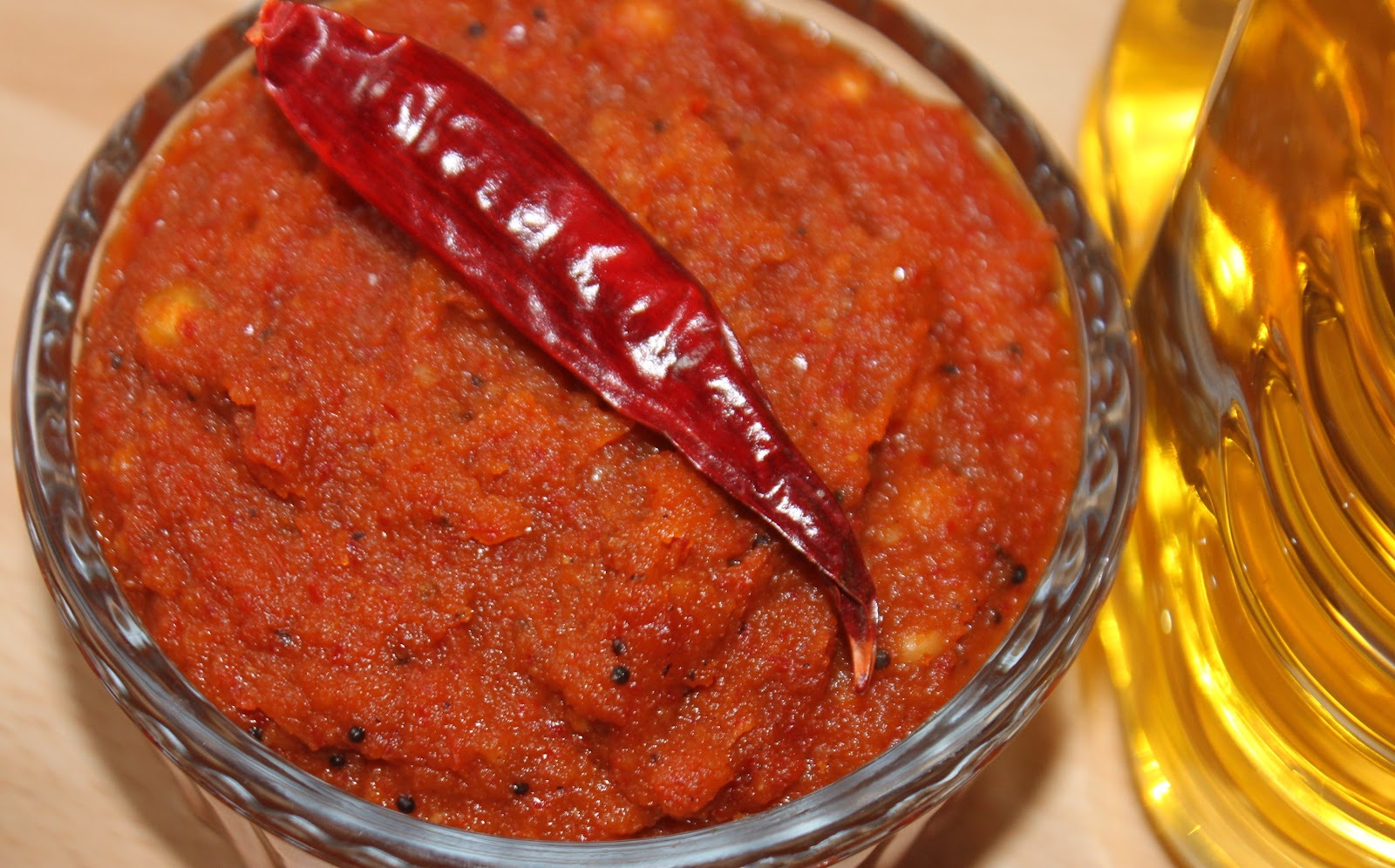 Hot Chilli Chutney Recipe