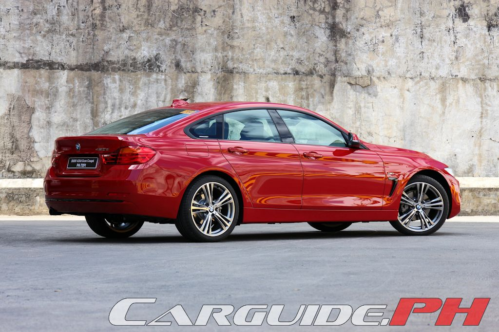 review 2015 bmw 420d gran coupe philippine car news car reviews automotive features and. Black Bedroom Furniture Sets. Home Design Ideas