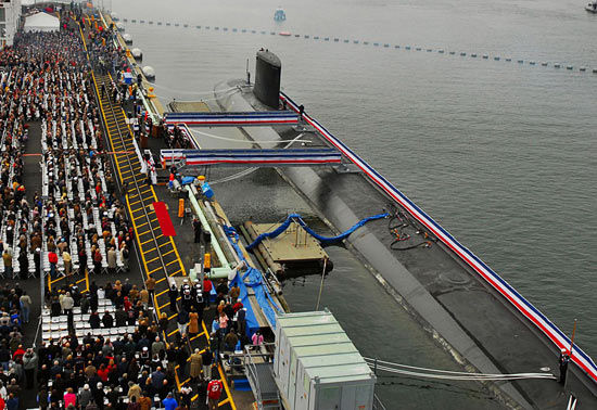 U.S. nuclear submarine pictures
