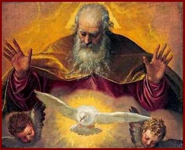 Al Espíritu Santo