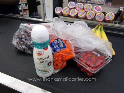 Walmart purchases