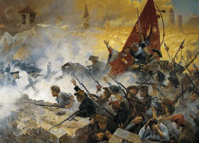 Barcelona 11 settembre 1714