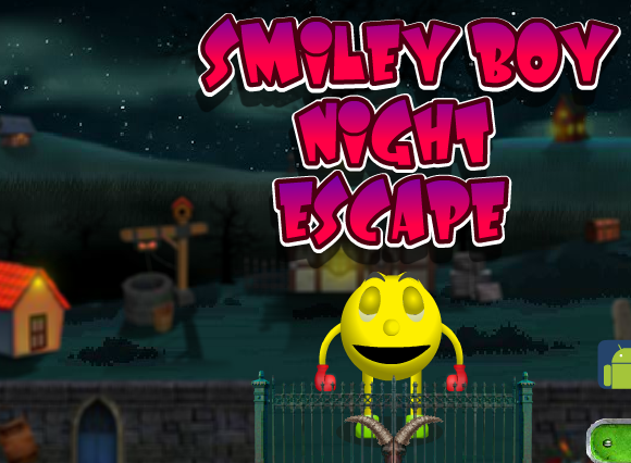 Play Smiley Boy Night Escape