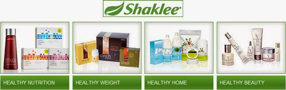 superb shaklee products