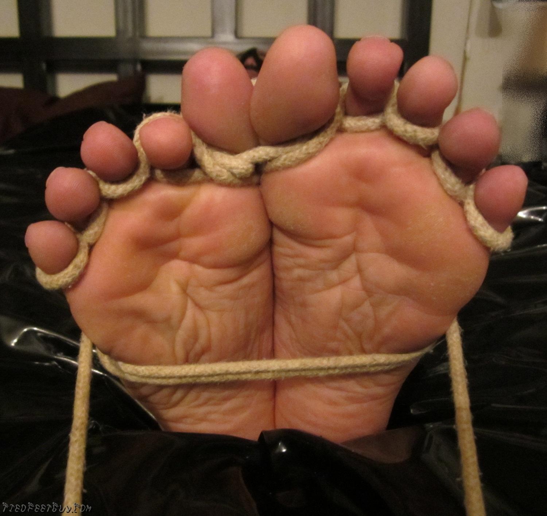 Bondage tickling feet poor jade jantzen 7