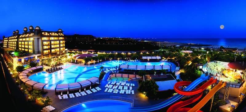 Verbena Beach Hotel Side