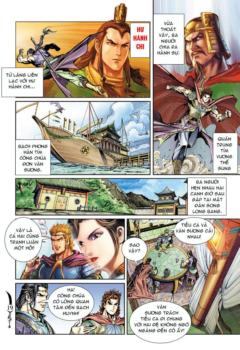 Đại Đường Song Long Truyện chap 39 - Trang 18