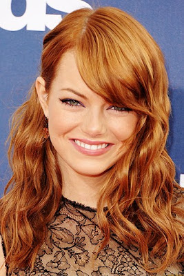 Blonde highlights orange hair trendy hairstyles in the usa blonde highlights orange hair urmus Image collections