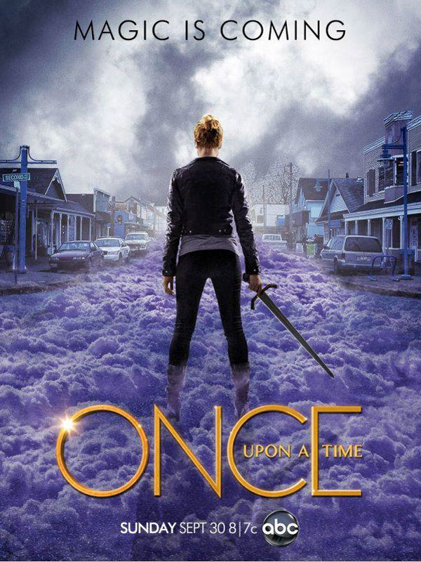 Once Upon A Time Season 3 Poster Emma [SERIE] Erase una vez ...