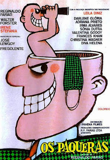 Os Paqueras - DVDRip Nacional