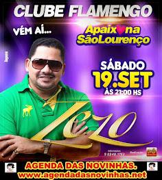 CLUBE FLAMENGO DE SÃO LOURENÇO - ZEZO.