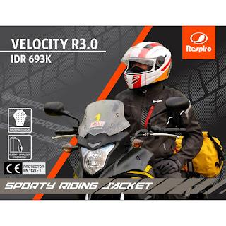 velocity r3.0 bandrol Rp 693.000