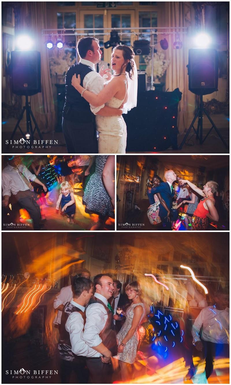 Maunsel House wedding dancing
