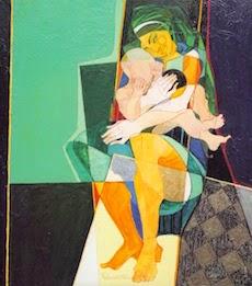 Franco Russolillo, la sua pittura e le sue emozioni