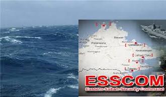 Amaran Tsunami Di Sabah