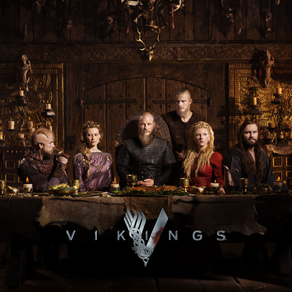 Vikings 4ª Temporada Parte 2 Torrent - BluRay Rip 720p Dual Áudio (2016)