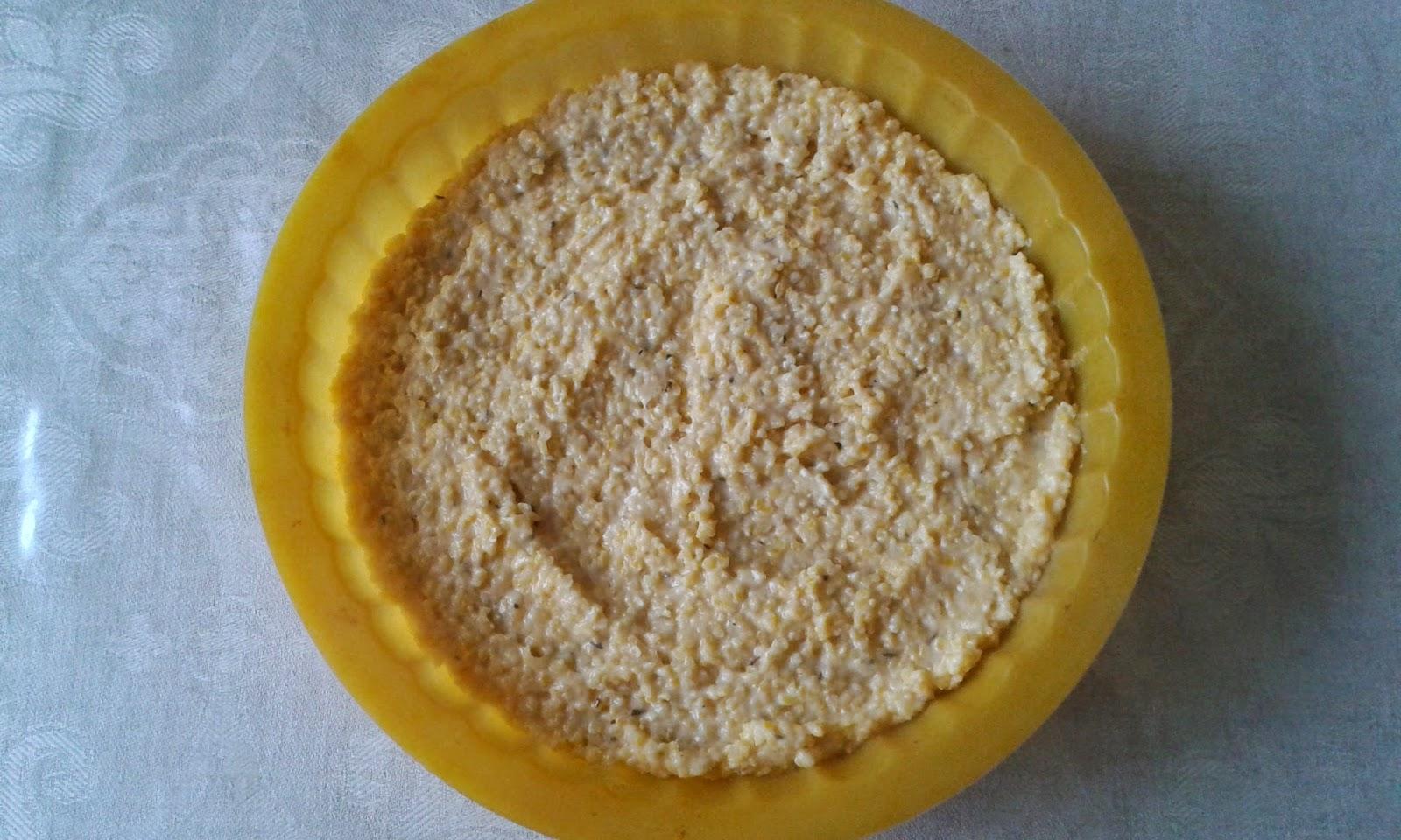 Пошаговый рецепт мамалыги.