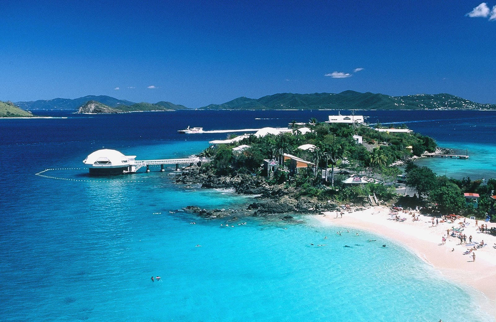 Us Virgin Islands Top Attractions