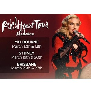 Heart tour dates in Sydney