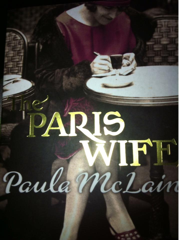Random Thoughts Naba Book Review The Paris Wife By border=