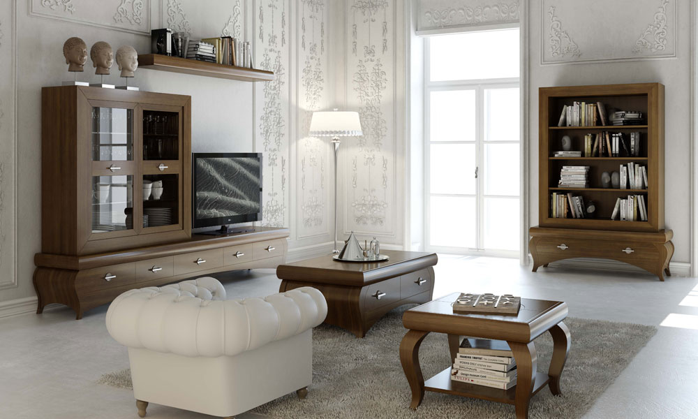 Colecciones de muebles de salon lancha spring essence onirica for Muebles para colecciones