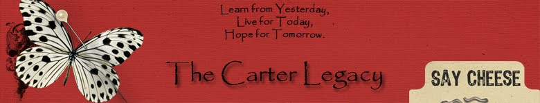Carter Legacy