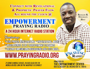 24 HOURS INTERNET PRAYING RADIO
