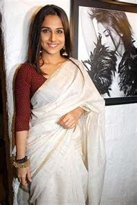 vidya balan  photos in saree