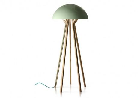 Yesterday Island Lamp