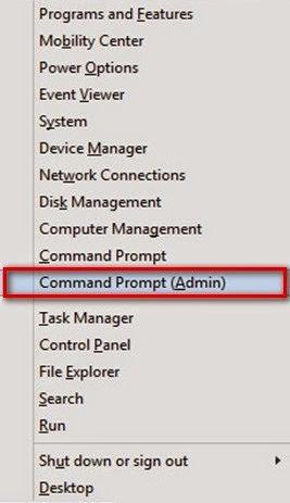 Cách phát wifi trên Win 8 không cần phần mềm