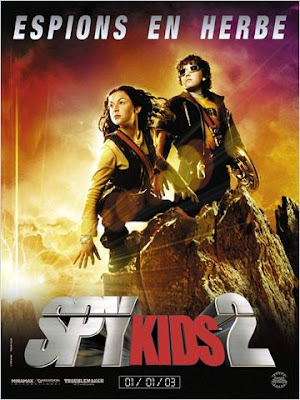 Spy kids 2   espions en herbe Streaming Film